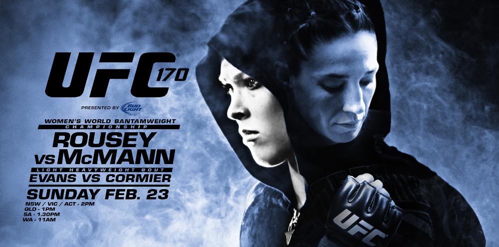 UFC 170