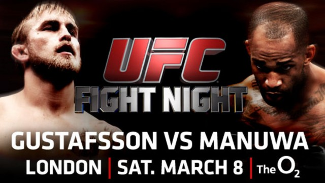 UFC Fight Night 37