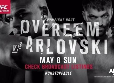 UFC Fight Night Rotterdam