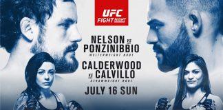 UFC Fight Night 113