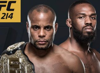 UFC 214 Cormier vs. Jones 2