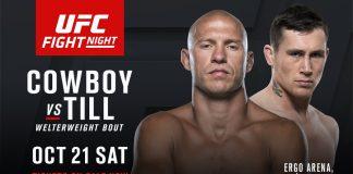 UFC Fight Night 118