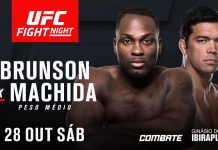 UFC Fight Night 119