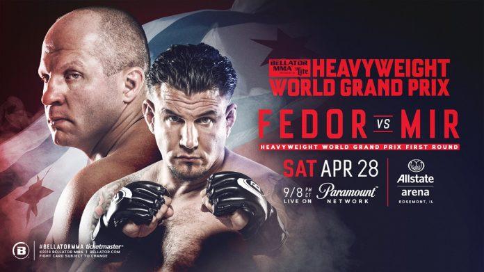 Bellator 198: Fedor vs. Mir