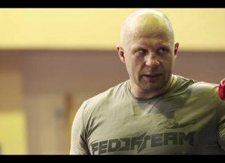 Fedor Emelianenko - Bellator Countdown: Fedor vs. Mir